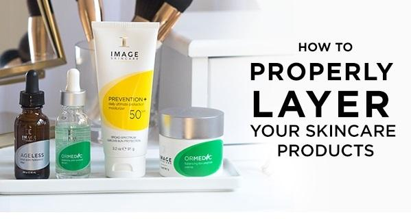 Properly Layering Products