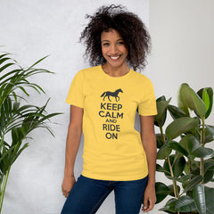 NEW! DJEMF Keep Calm pastel unisex tees