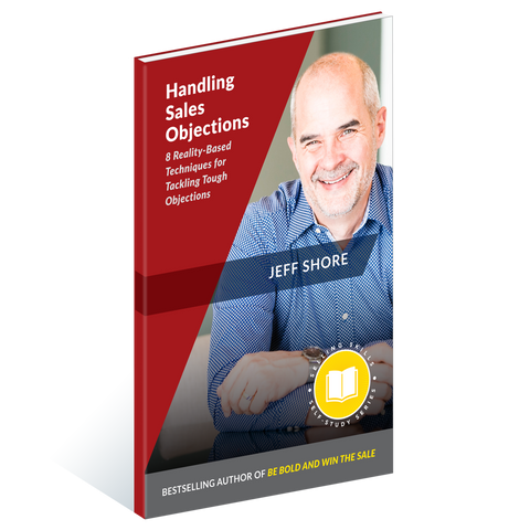 Handling Sales Objections Self-Study Book