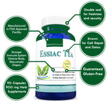 ESSIAC  TEA 900mg 90 CAPSULES