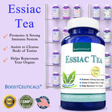 ESSIAC TEA 900mg 180 CAPSULES