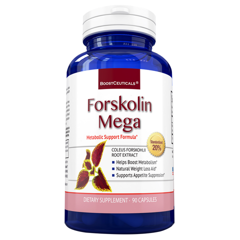 FORSKOLIN MEGA SUPPLEMENT