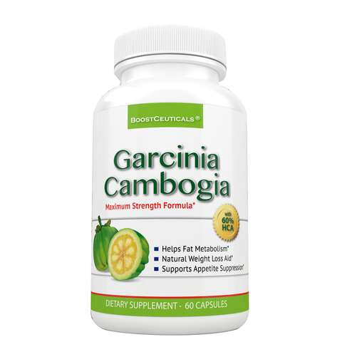 GARCINIA CAMBOGIA SUPPLEMENT 60 CAPSULES