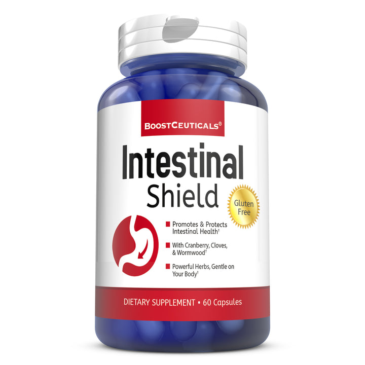 INTESTINAL CLEANSER SHIELD - Boostceuticals