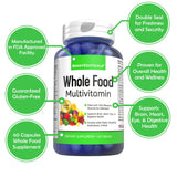 WHOLE FOOD VITAMINS MULTIVITAMIN