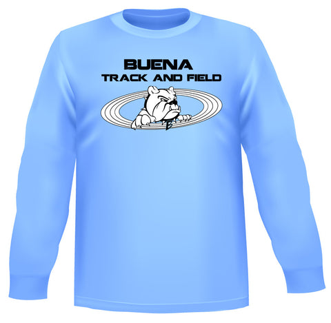 Buena Track & Field Long Sleeve T-Shirt