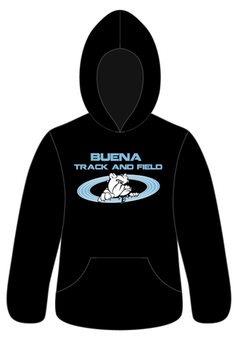 Buena Track & Field Hooded Sweatshirt