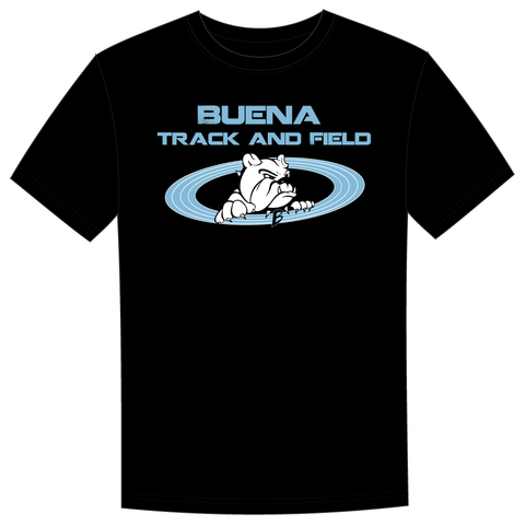 Buena Track & Field Technical Training Shirt