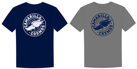 Copy of Camarillo Cosmos Cotton T-Shirts - Short Sleeve - Round