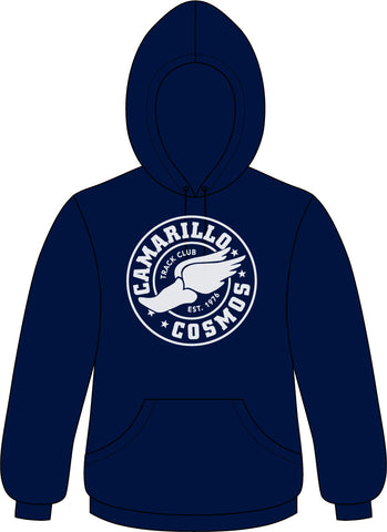 Camarillo Cosmos Hooded Sweatshirts - Navy
