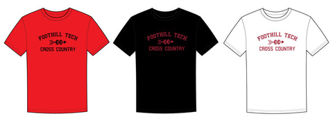 Foothill Tech XC Heritage Cotton T-Shirt