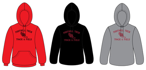 Foothill Tech Track Hooded Sweatshirt