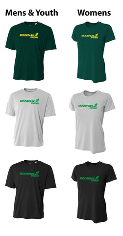 Moorpark Striders Tech Shirts - Short Sleeve