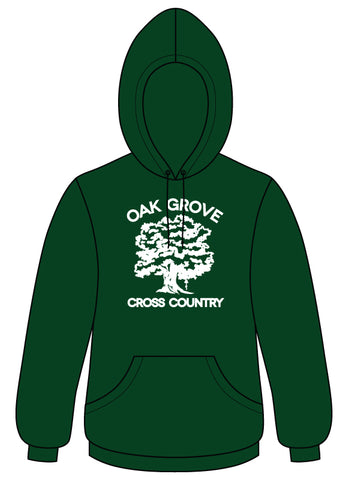 Oak Grove Cross Country Hooded Sweatshirt