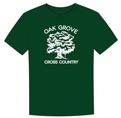 Oak Grove Cross Country Training Shirt