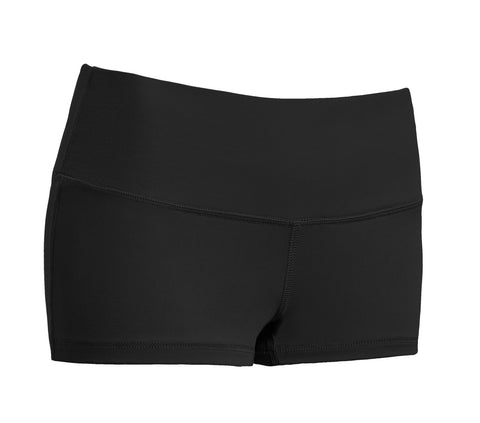 Womens Spandex Shorty