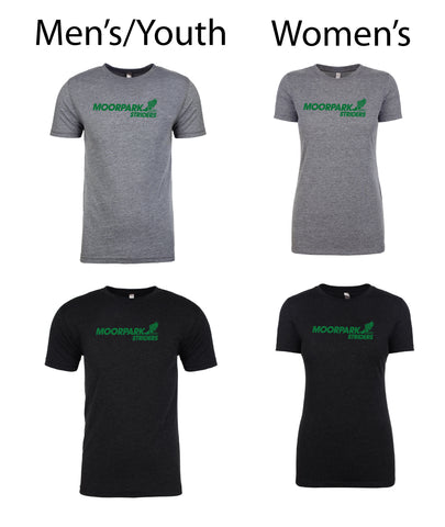 Moorpark Striders Tri-Blend Shirt