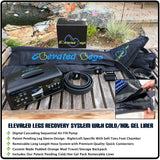 ELEVATED LEGS RECOVERY SYSTEM - INCLUDING COLD/HOT GEL LINER