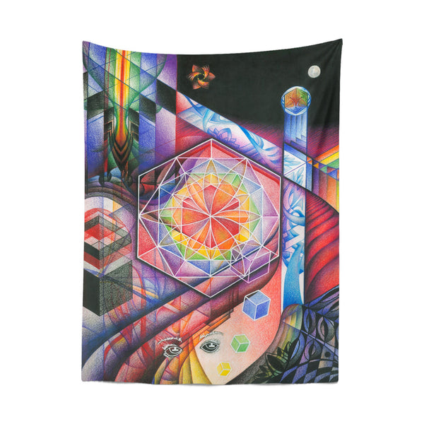 UNIVERSAL MIND TAPESTRY