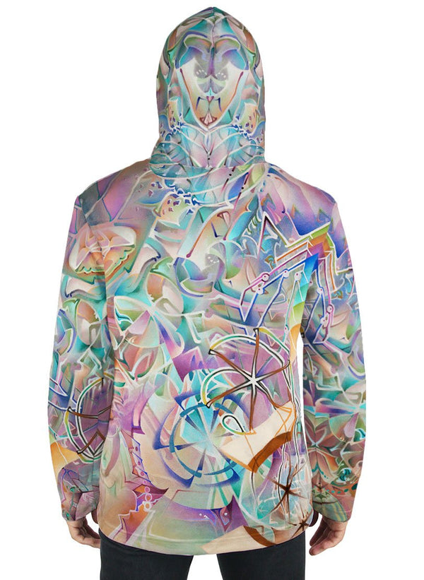 The Call to Evolve Inverted Hoodie