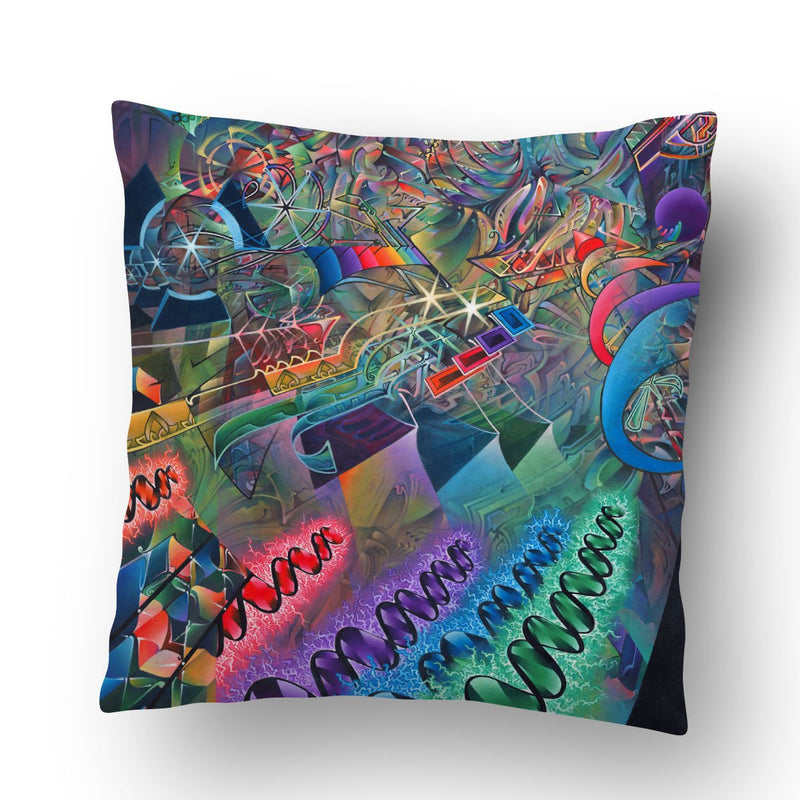 Call to Evolve Pillow