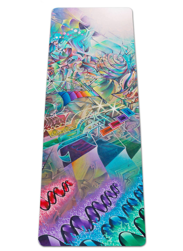 Call to Evolve Yoga Mat