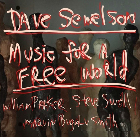 Music for a Free World (CD)