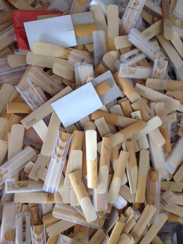Grab bag from the Reed Graveyard
