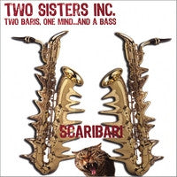 Two Sisters Inc. Choose CD or MP3 on Checkout