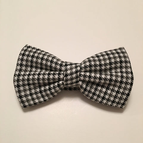 Men Bow Ties - Black Brown Gin - 3just3