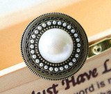 Rings - Pearl Ring - 3just3 - 2
