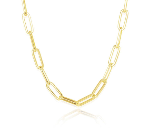 Necklaces - Link Chain Necklace