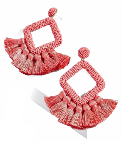 Earrings -  Andrea Drop Earrings