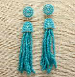 Earrings - Ariel Beaded Earrings