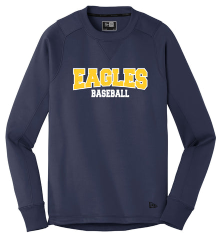 Northeast Eagles Baseball Venue Fleece Crew