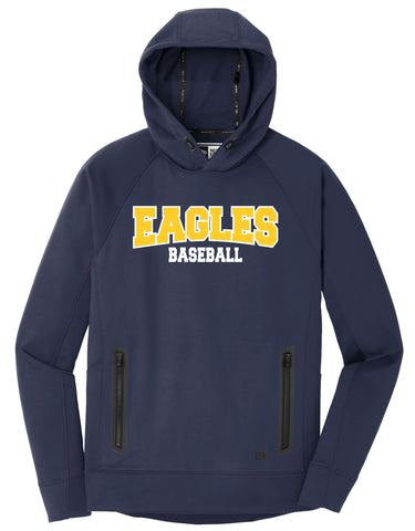 Northeast Eagles Baseball Venue Fleece Pullover Hoodie
