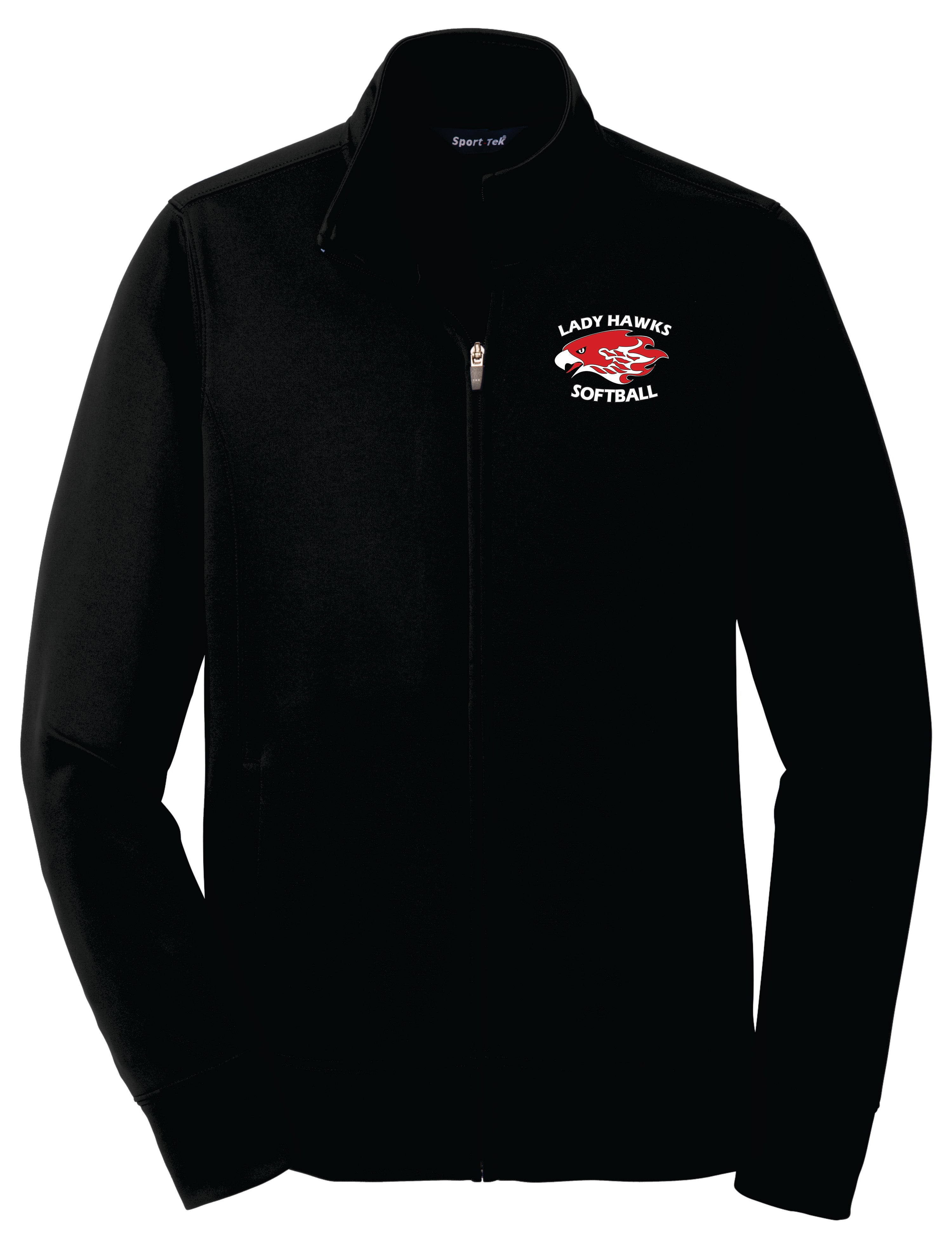 Rossview Hawks Softball Fleece Jacket