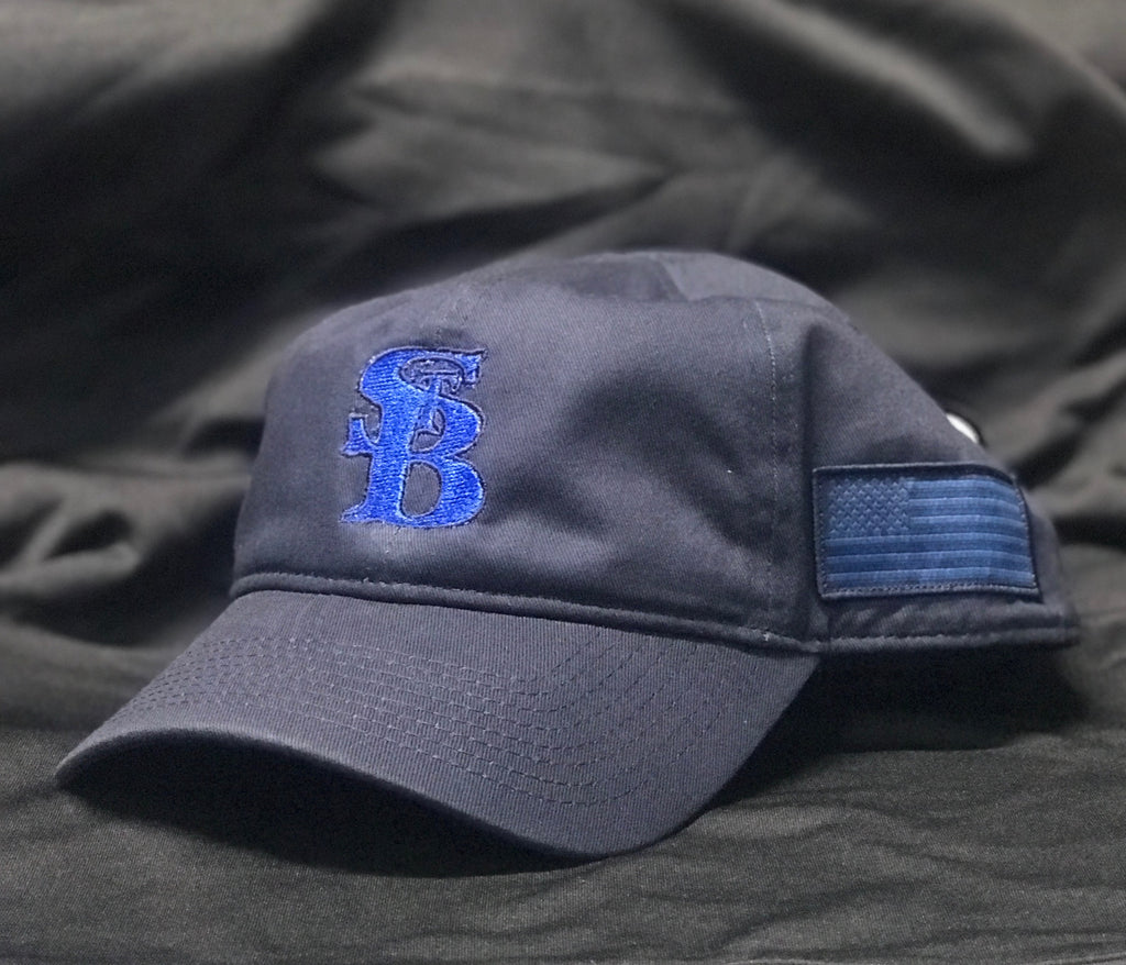 St. B Flag Cap (Blue)