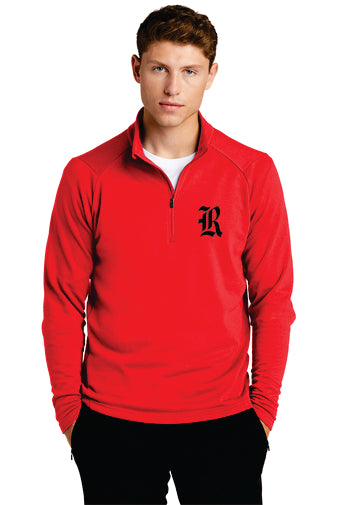 Sport-Tek® Lightweight French Terry 1/4-Zip Pullover (Old English R)