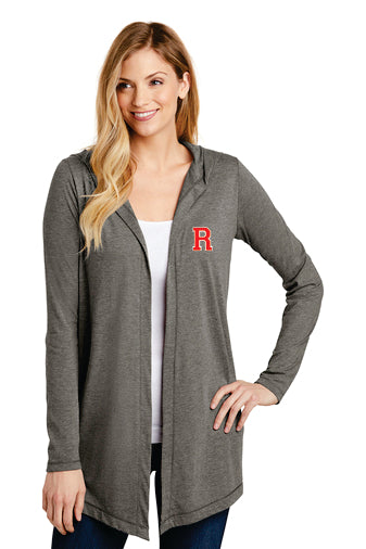 District ® Women's Perfect Tri ® Hooded Cardigan (Standard R)