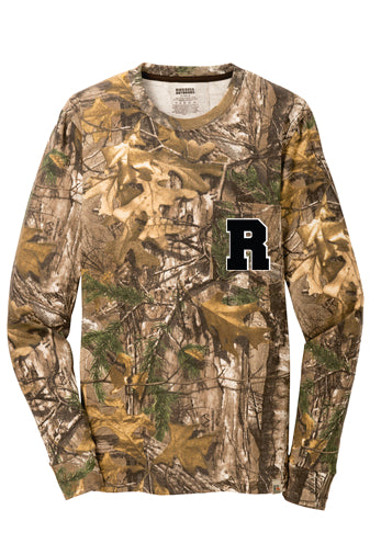 Russell Outdoors Realtree Long Sleeve T-Shirt (Standard R)