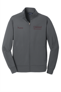 Oakland Owls Ladies Fleece Jacket