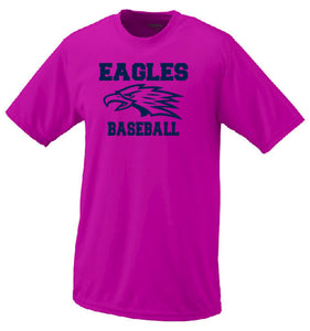 Northeast Eagles Baseball (Pink Jersey)