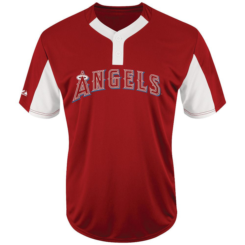 MAJESTIC® MLB PREMIER EAGLE TWO-BUTTON JERSEY - Angels