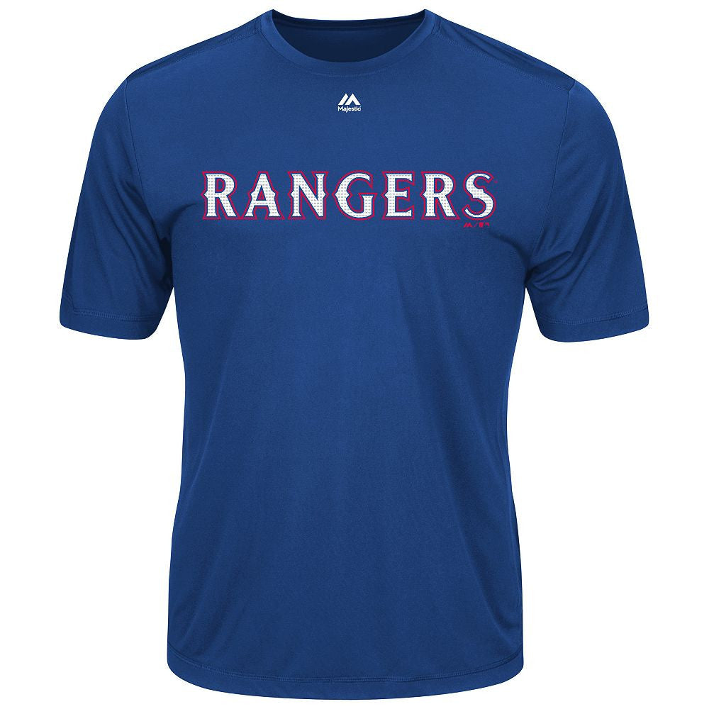 MAJESTIC® EVOLUTION WICKING T-SHIRT - Rangers