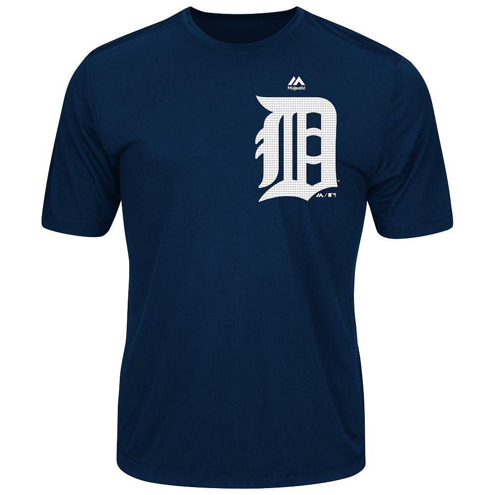MAJESTIC® EVOLUTION WICKING T-SHIRT - Tigers