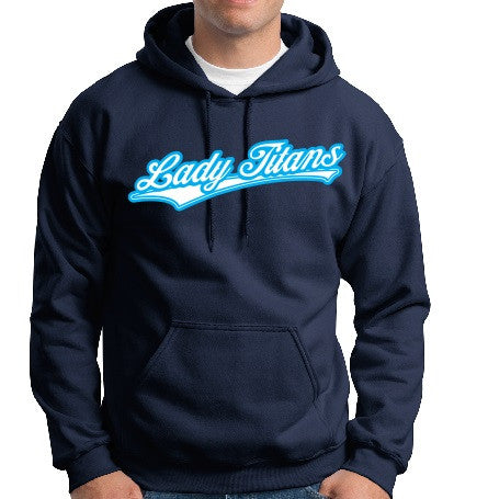 Lady Titans Hooded Sweatshirt
