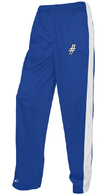 TWISTED Warm-Up Pant