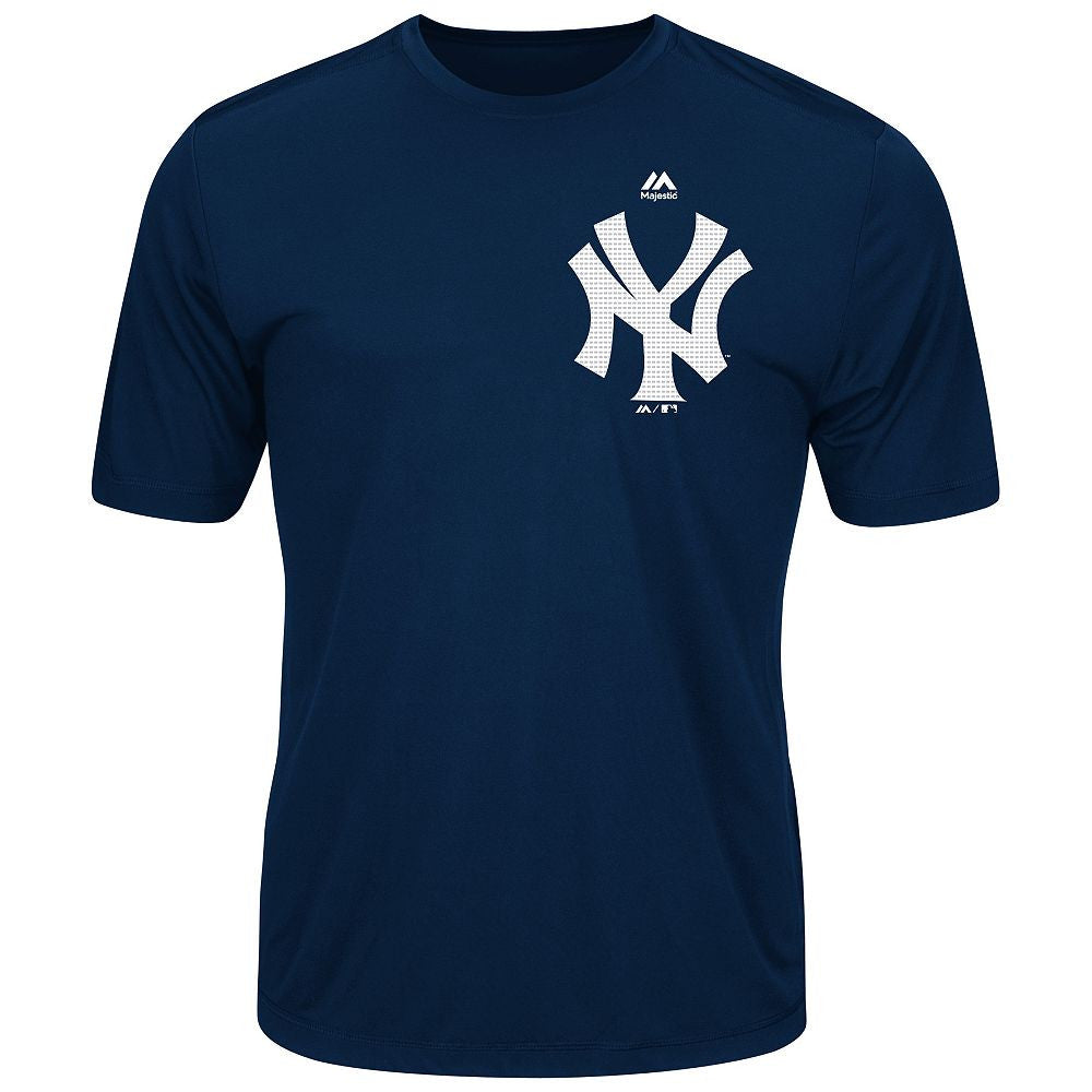 MAJESTIC® EVOLUTION WICKING T-SHIRT - Yankees