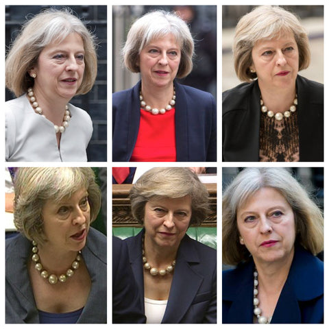 theresa may statement necklace baubles